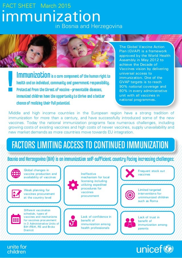 immunizationin Bosnia and Herzegovina The Global Vaccine Action Plan (GVAP) is a framework approved by the World Health As...