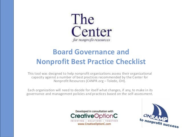 monitoring and resource provision among nonprofit board Ty - jour t1 - factors that influence monitoring and resource provision among nonprofit board members au - brown,william a au - hillman,amy j.