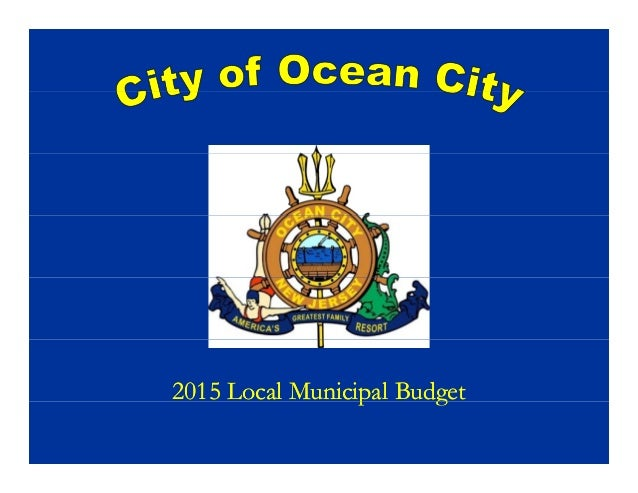 2015 Local Municipal Budget2015 Local Municipal Budgetp gp g