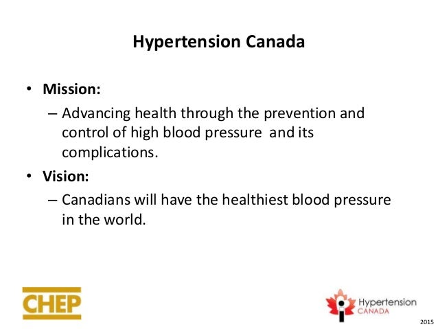 Hypertension Canada Guidelines - Apps on Google Play