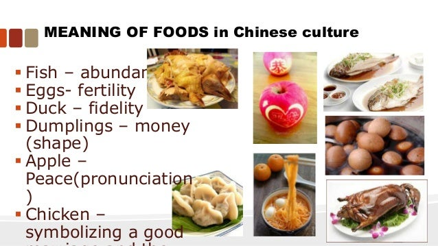 Chinese Food Culture Presentation