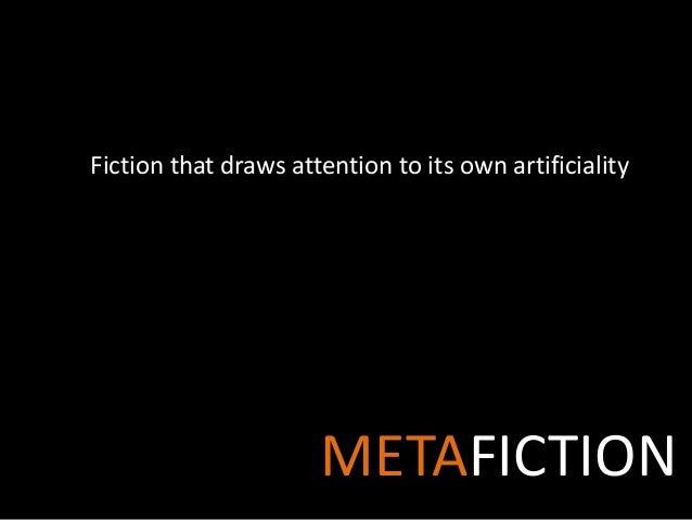 Metafiction in Webcomics  Slide 3