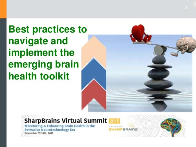 Best practices to navigate and implement the emerging brain health toolkit