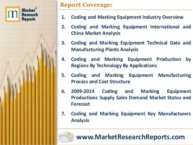 global coding and marking market The global coding and marking equipment market is expected to register a cagr of close to 7% during the period 2018-2022, according to technavio.