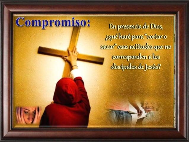 Señor Jesús, nos pides vivir tu Palabra, evitando todo aquello que sea anti testimonio y escándalo, para esto nos invitas ...