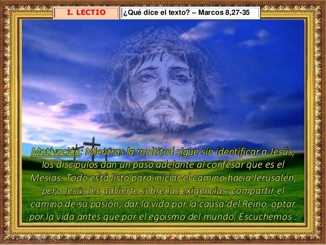 Motivación: Mientras la multitud sigue sin identificar a Jesús, los discípulos dan un paso adelante al confesar que es el ...