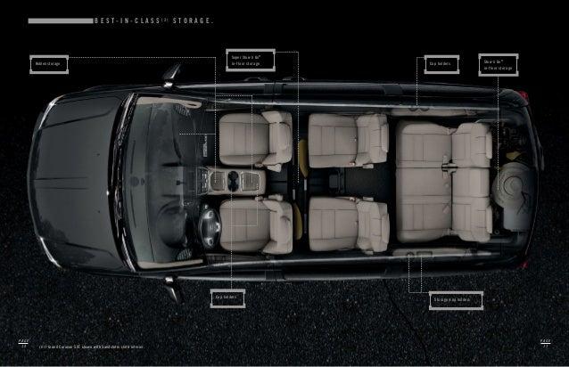 2015 Dodge Grand Caravan Details El Paso Albuquerque