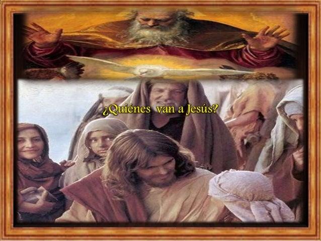 II. MEDITATIO ¿Qué me dice? ¿Qué nos dice el Texto? Motivación: La fe, que es un don de Dios, es necesaria para poder acep...