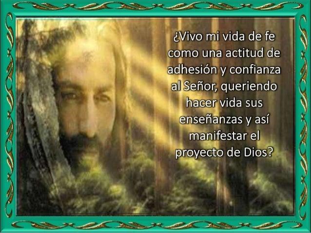 Gloria a ti, Señor Jesús, porque durante tu corta ausencia confías en nosotros y nos encomiendas la tarea vigilante de un ...