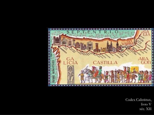 Codex Calistinus, livro V séc. XII
