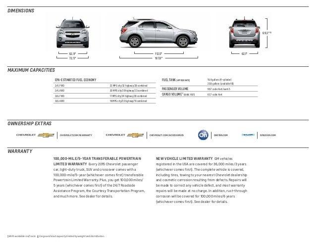 2015 Chevrolet Equinox Mckaig Chevrolet Buick Your East