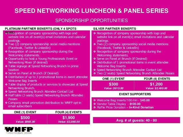 2015 event sponsorship proposal, Powerpoint templates