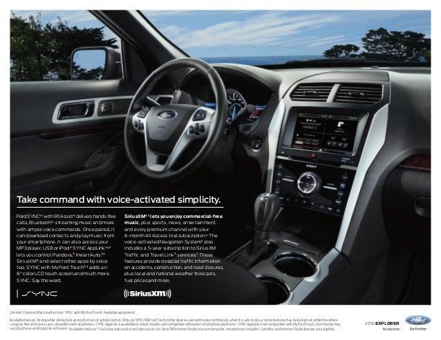 2015 explorer fordcom - 2015 Ford Explorer Xlt Dark Side