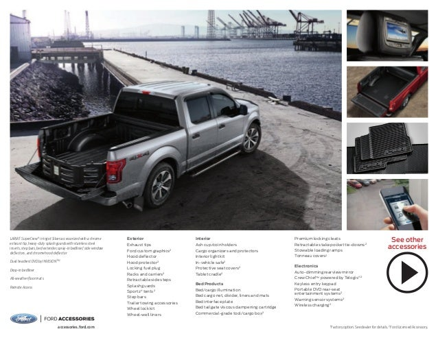 2015 Ford F150 Vehicle Information At El Paso