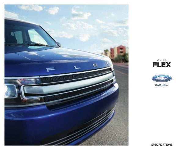 Ford Dealership Albuquerque >> 2015 Ford Flex Information Brochure- Bloomington Ford, a ...