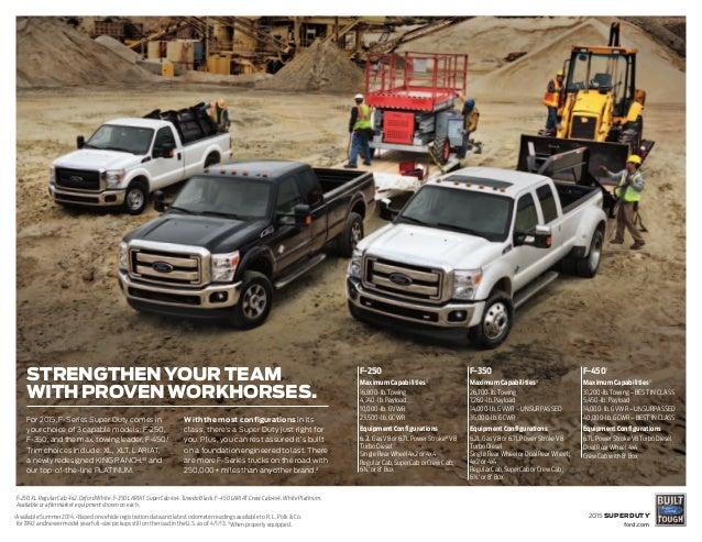 2015 superduty fordcom - Ford Truck 2015 Super Duty