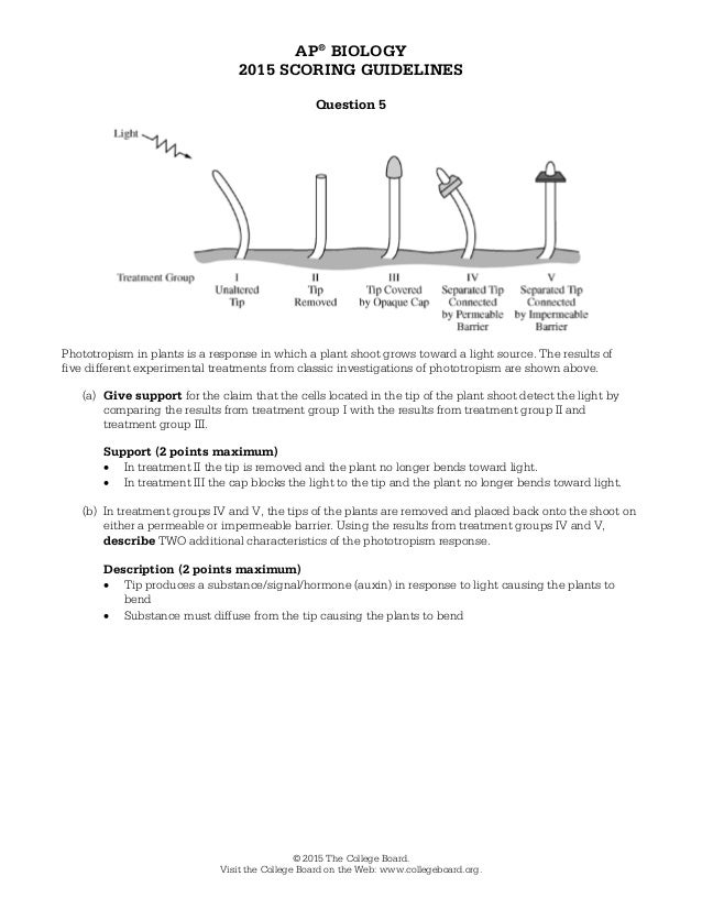 ap biology exam 2011 essay questions Clear biology offers tips for answering ap biology free response questions the free response portion of the ap biology exam is 90 minutes long however, you are advised to spend the first 10 minutes reading the questions and planning your responses.
