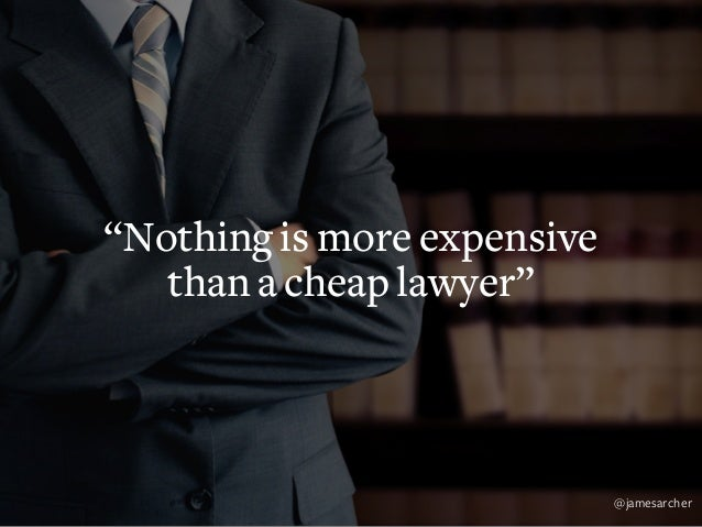 """""""Nothing is more expensive than a cheap designer."""" @jamesarcher"""