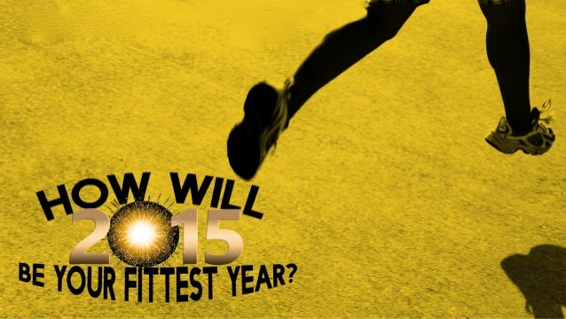 How Will 2015 Be Your Fittest Year?