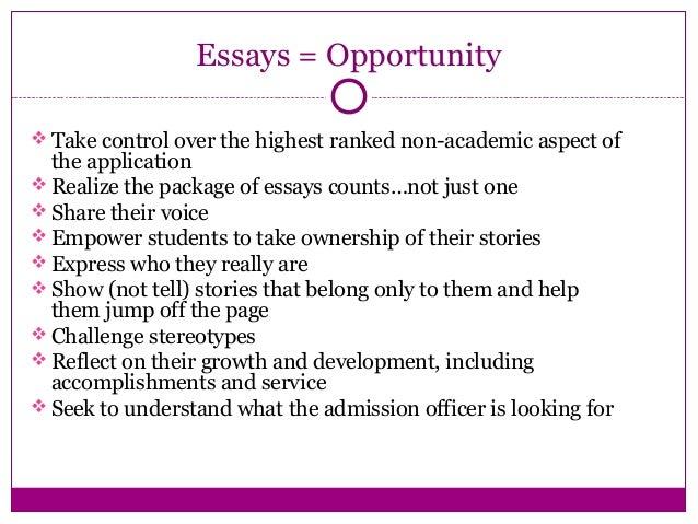 Essay Optional Is NOT An Option    Seth Bykofsky   Pulse   LinkedIn     Common Application
