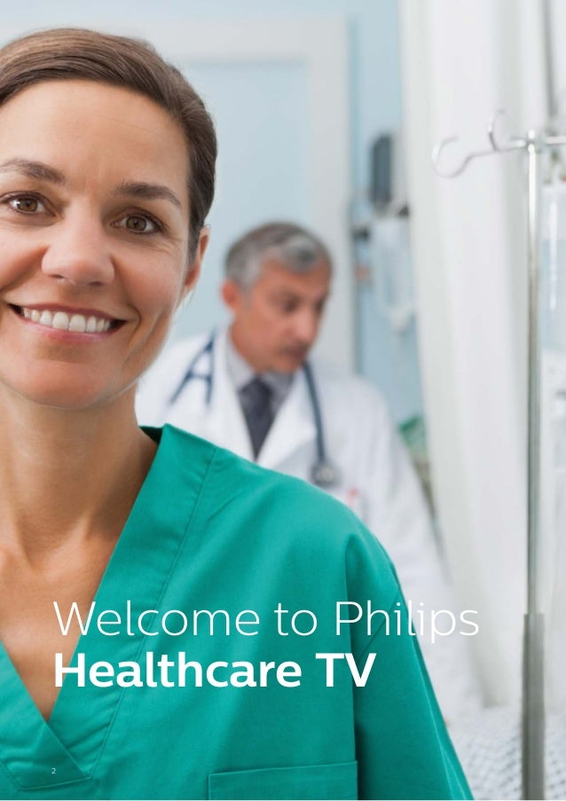 Philips Healthcare Tv Brochure