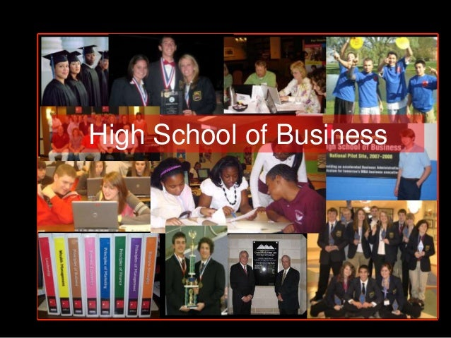 high school business courses The breadth and depth of our academic offerings with more than 70 challenging courses from advanced middle school-level to beyond ap is extraordinary.