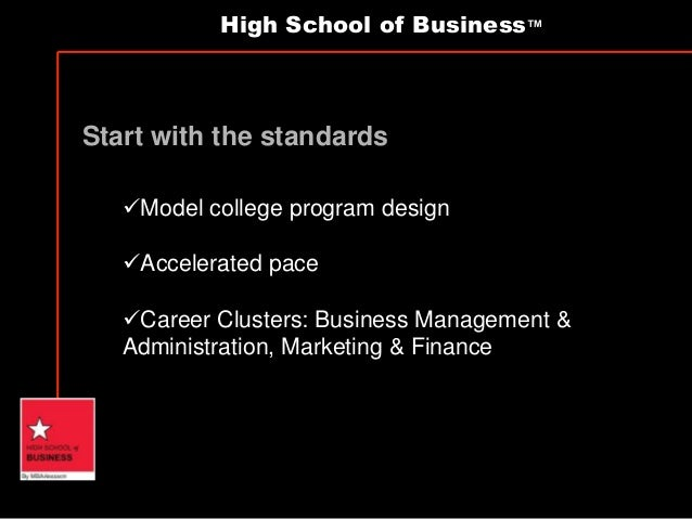 high school business courses Business & computer course description guide you will make as a student will be the selection of the courses you will take in high school.