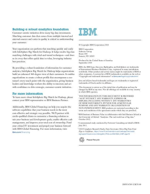 Effective Data Matching For Big Data Customer Analytics
