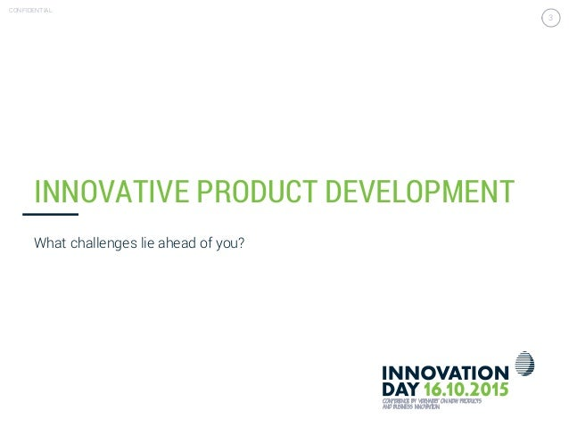 2015 innovation day study logic powerful tool to manage for Innovative product development companies