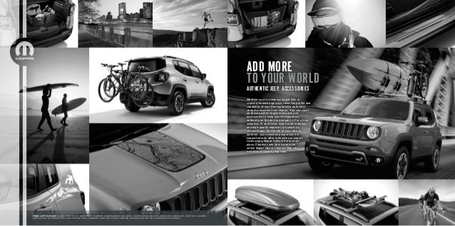 2015 Jeep Renegade Vehicle Brochure Shared By Www Thejeepstore Com