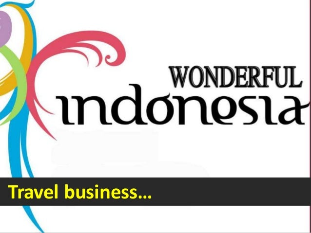Travel business…