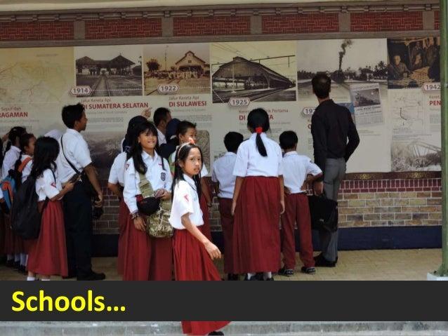 Schools…
