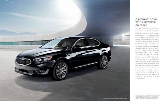 Kia Las Cruces >> 2015 Kia Cadenza Information - El Paso New Used Dealer ...