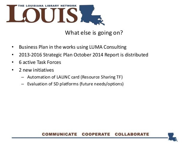 LOUIS: A Model for Consortial Collaboration