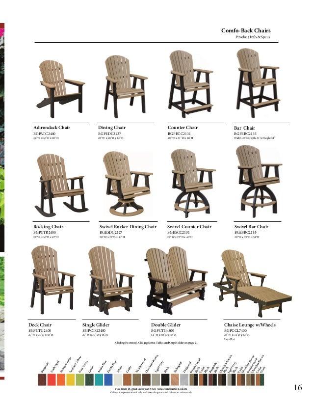 marietta outdoor furniture catalog