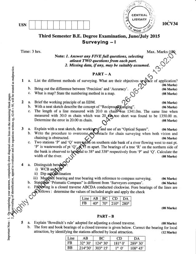 MBA Model / Practice Papers