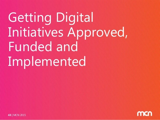 Digital Initiatives Review Process • All projects have a Sponsor (department-director level or higher) • IMTS previews and...
