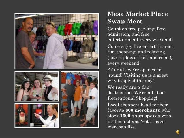 mesa swap meet coupons