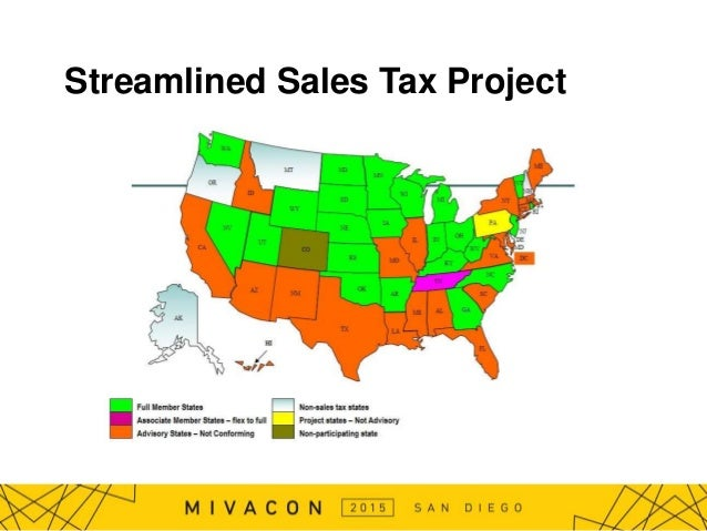 Sales Tax By State Map 2015.Online Sales Tax 2015