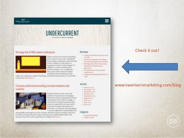 12 most popular Undercurrent blog posts of 2015 Slide 2