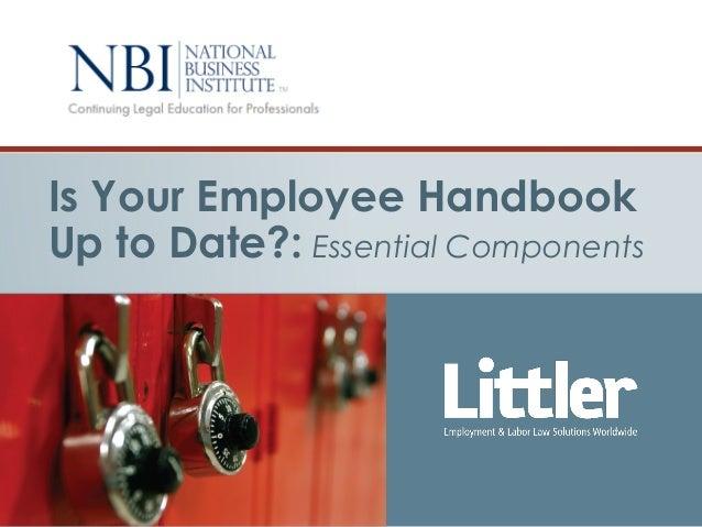 Dating in workplace california employee handbook