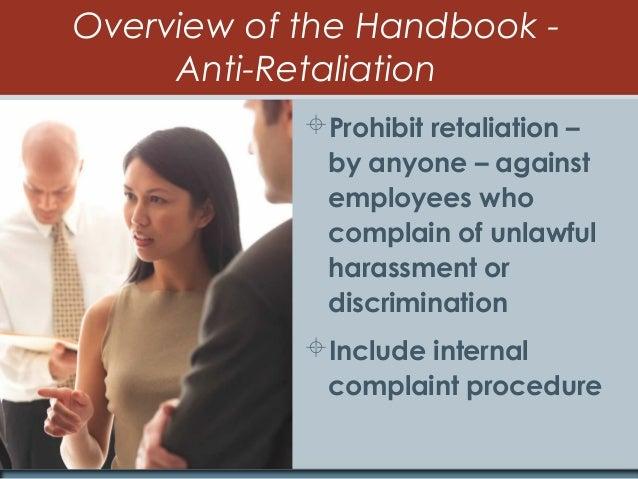 employee handbook sample 2015