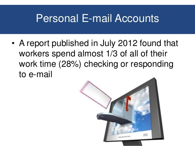 e mail issues in the workplace Employee and employer use of internet and email can raise issues about  workplace privacy password.