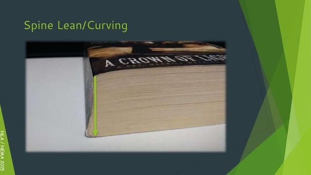 Spine Lean/Curving NLA/NEMA2015