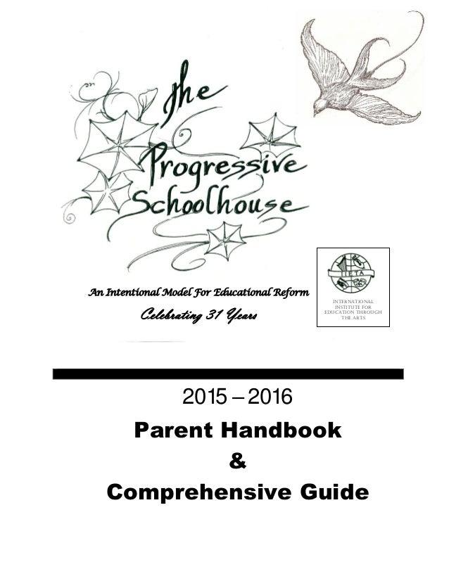 2016/2016 Parent Handbook
