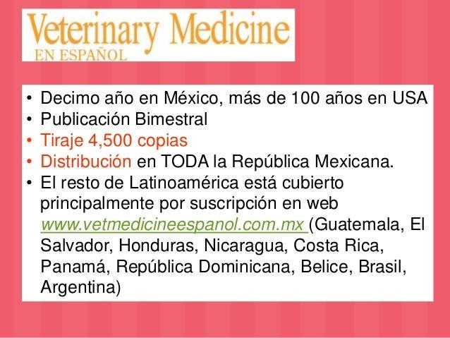 • Decimo año en México, más de 100 años en USA • Publicación Bimestral • Tiraje 4,500 copias • Distribución en TODA la Rep...