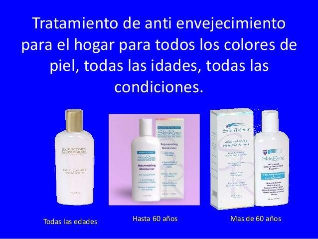 Facial Cleanser Glycolic acid 10% Desventajas • Funciona lentamente y aditivos beneficiosos • La piel es más vulnerable a ...