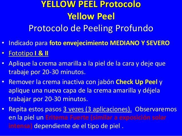 End Point of Deep Peel