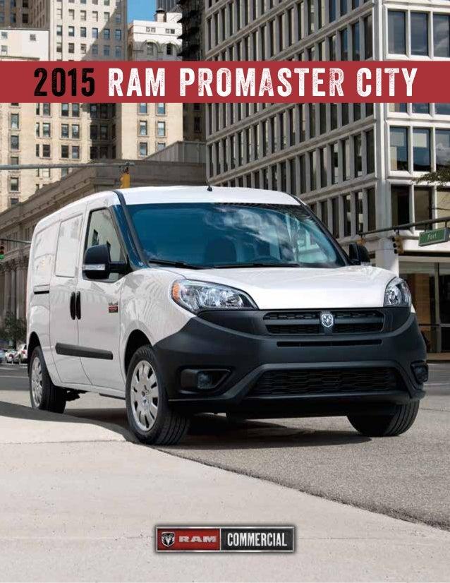 2015 Ram Pro Master City Details  El Paso - Albuquerque