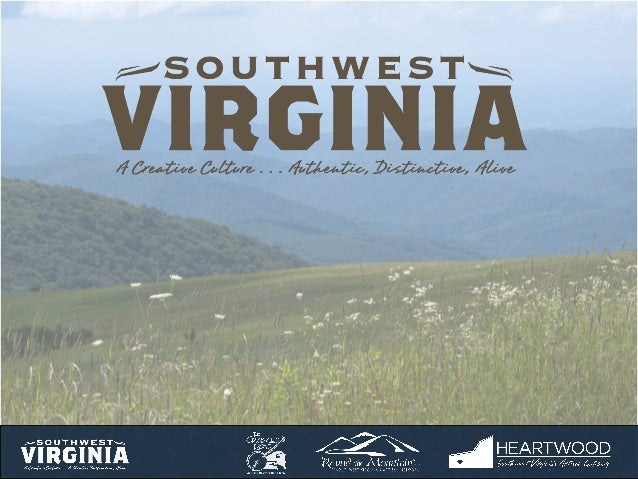 Economic Issues In Southwest Virginia • Substantial decline of major economic sectors • Outmigration of college educated p...